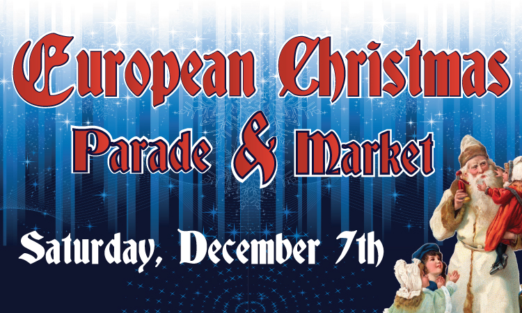 European Christmas Parade & Market