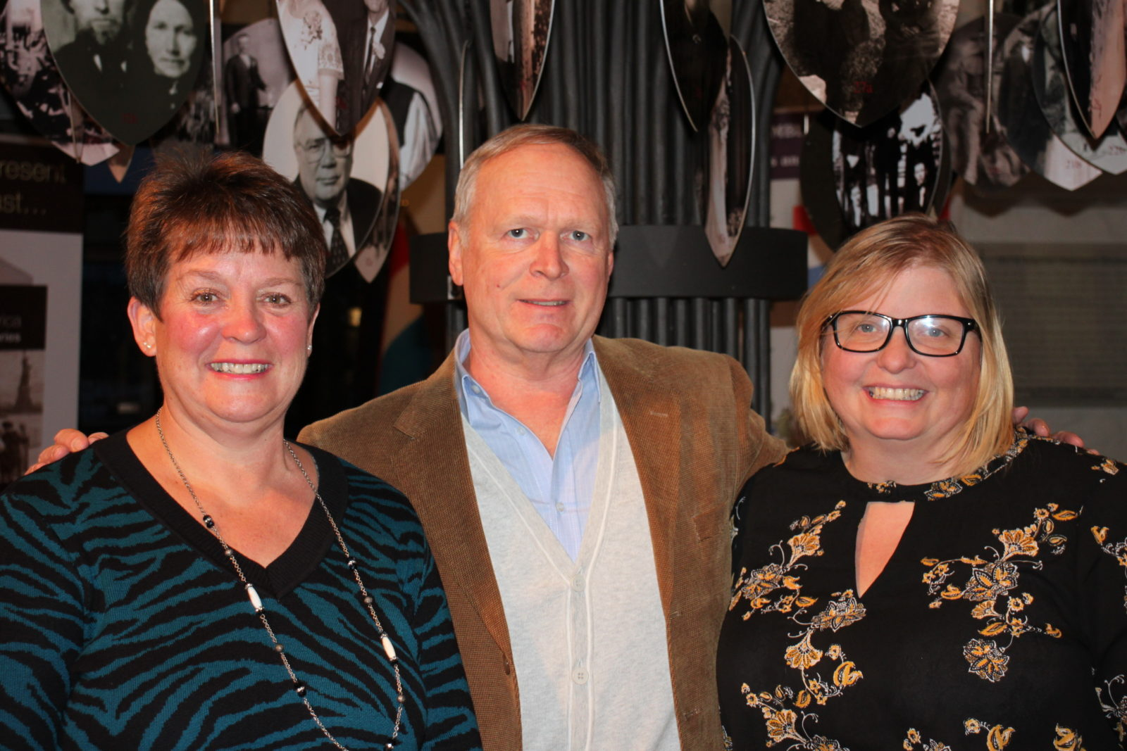 Luxembourg Diplomat Visits LACS and Wisconsin Sites