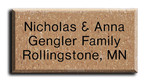 Commemorative Bricks
