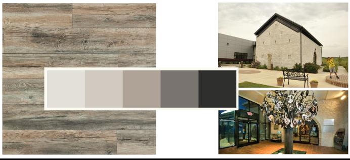 Renovation Design Palette