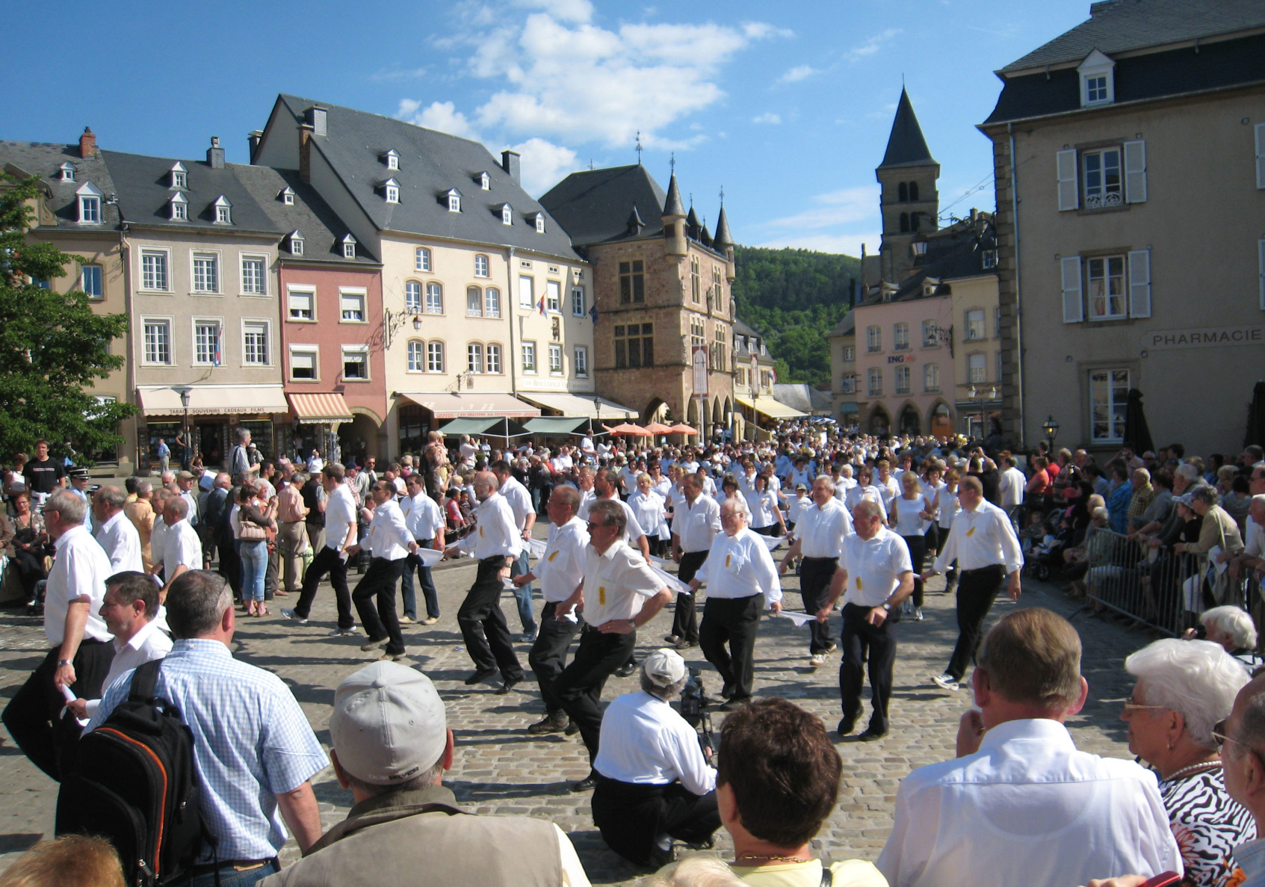 Spring 2022 Discover Luxembourg Tour